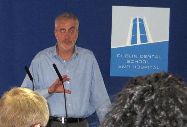 Prof. Charles Normand,HMI DML Regional meeting 16 April 2015
