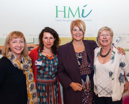 Anne Grogan, Victoria Graham, Alison Dougall, Helen Shiel