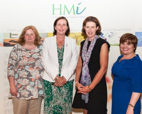 Mary Hickey, Sibéal Carolan, Niamh Smyth, Lucy Nugent