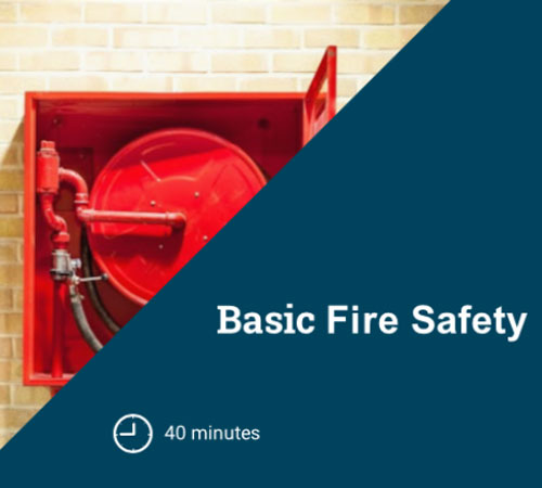 Basic Fire Safety online course