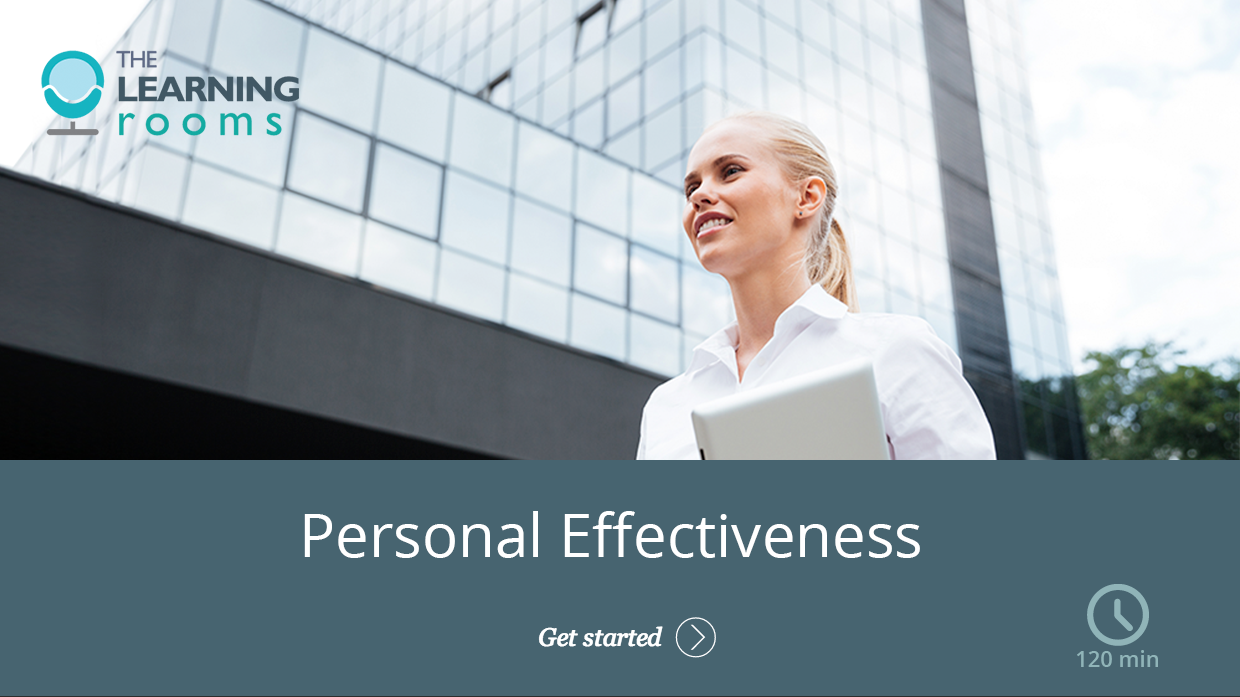 Personal Effectiveness course